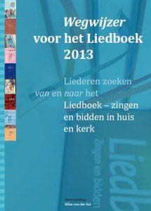 Cover Wegwijzer Liedboek