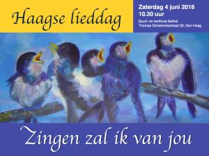 Haagse lieddag